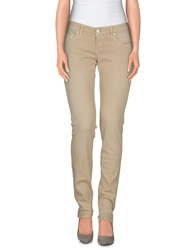 Acht Denim Pants Beige