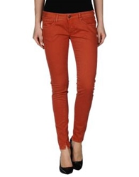Reign Casual Pants Rust