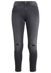 Mavi Jeans Alissa Slim Fit Grey Grey Denim