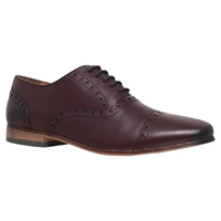 Kg By Kurt Geiger Kirklington Oxford Shoes Wine