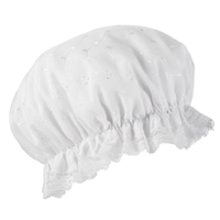 John Lewis Embroidered Shower Cap