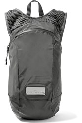 Adidas By Stella Mccartney Shell And Mesh Backpack