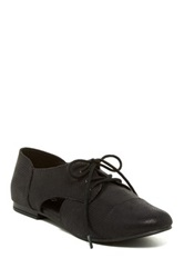 Aldo Sarantos Cutout Oxford Black