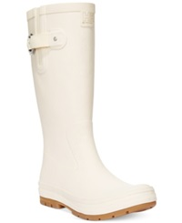 Helly Hansen Veierland Tall Rain Boots Women's Shoes Off White