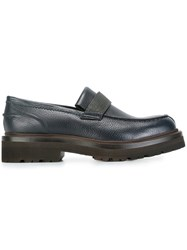 Brunello Cucinelli Chunky Loafers Blue