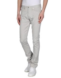 Sartoria Tramarossa Denim Pants Light Grey