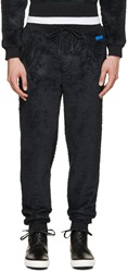 Marc By Marc Jacobs Blue Fleece Lounge Pants
