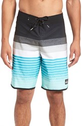 Quiksilver Men's 'Caliber' Scalloped Board Shorts