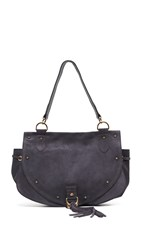 See By Chloe Collins Large Cross Body Bag Midnight