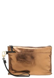 Kiomi Clutch Bronze Gold
