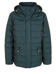 Kaliko Short Padded Coat Green