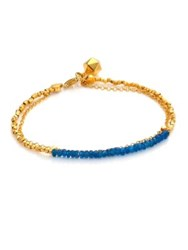 Astley Clarke Biography Ocean Quartz Beaded Friendship Bracelet Gold Ocean