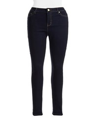 Michael Michael Kors Plus Skinny Leg Jeans Twilight Wash