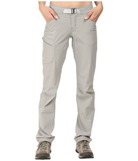 Arc'teryx Sylvite Pants Stone Women's Casual Pants White
