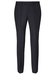 Hugo Sharp Virgin Wool Regular Fit Suit Trousers