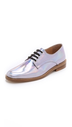 Markus Lupfer Hologram Oxfords Hologram Silver