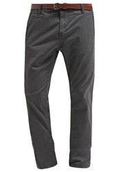 S.Oliver Chinos Quartz Grey Anthracite