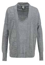 Bench Consiousness Cardigan Neutral Grey Mottled Grey