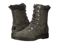 Weekender Black Galaxy Glazed Women's Lace Up Boots