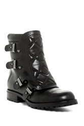 Marc By Marc Jacobs Quilted Ankle Boot Black