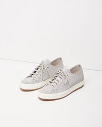 Feit Speckle Low Sneaker Greige