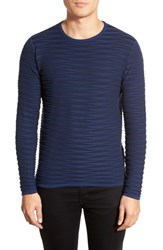 Men's Zachary Prell 'St. Gallo' Ribbed Crewneck Sweater