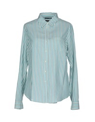 Silvian Heach Shirts Light Green