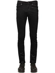 Cheap Monday 15.5Cm Waxed Cotton Jeans