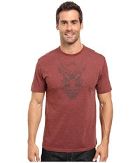 Merrell Mystic Goat Tee Androrra Men's T Shirt Brown