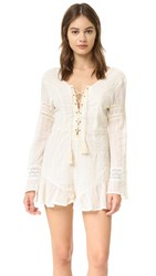 Somedays Lovin To Wonder Romper Cream