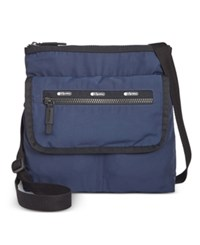 Le Sport Sac Lesportsac Flight Crossbody Classic Navy