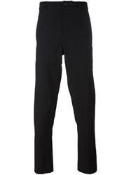 Stephan Schneider Straight Trousers Black