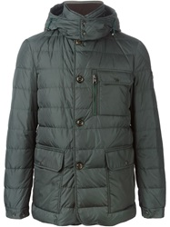 Moncler 'Nicloux' Padded Jacket Green