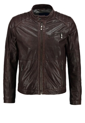 Joop Libold Leather Jacket Bordeaux