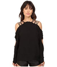 Alice Mccall Another Love Top Black Women's Clothing