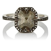 Cathy Waterman Women's Mixed Diamond Ring No Color