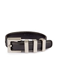 Saint Laurent Buckle Fastening Leather Bracelet