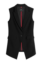 Steffen Schraut Tailored Vest Black