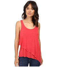 Splendid Drapey Lux Layered Tank Top Canyon Women's Sleeveless Multi