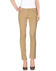 Peuterey Trousers Casual Trousers Women Khaki