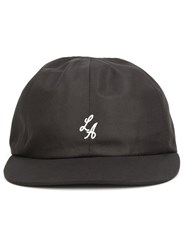 Stampd Embroidered La Cap Black