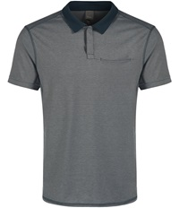 Bench Peater Plain Regular Fit Polo Shirt Navy