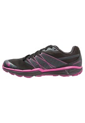 The North Face Litewave Tr Trail Running Shoes Black Raspberry Rose