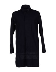 Remi Relief Coats And Jackets Full Length Jackets Men Dark Blue