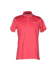 Guess By Marciano Polo Shirts Coral