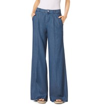 Michael Michael Kors Chambray Wide Leg Pants