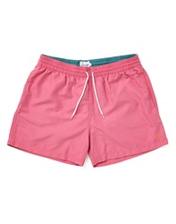 Farah Vintage Swim Shorts In Pink