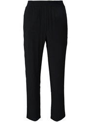 8Pm Tapered Trousers Black