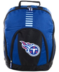 Forever Collectibles Tennessee Titans Prime Time Backpack Navy