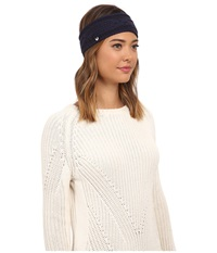 Ugg Isla Lurex Cable Headband Peacoat Multi Headband